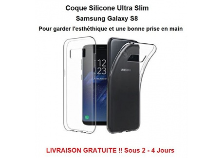 coque galaxy s8 ultra slim