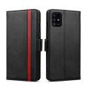 Rssviss Coque Samsung Galaxy A51 5G, Housse Samsung A51 5G en Cuir PU, Protection Galaxy A51 5G [4 Emplacements pour Cartes e