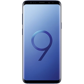 Samsung Galaxy S9 Plus 64 GB  Single SIM  - Bleu - Android 8.0 - Version internationale  Reconditionné