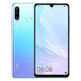 "Huawei, P30 Lite XL, Smartphone débloqué, 4G,  6,15"", 256Go, ""Double Nano SIM"", Android 9  Breathing Crystal"