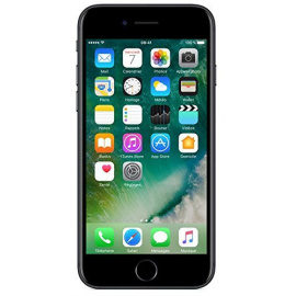 Apple iPhone 7 SIM-Free Smartphone Black 32GB  Renewed