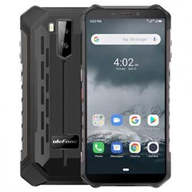 Ulefone Armor X3 Telephone Portable Incassable  2020  32Go + 2Go, Android 9.0 Écran 5.5 Pouces HD+, Batterie 5000mAh, Double