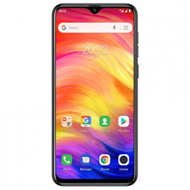 Ulefone Note 7  2020  Smartphone Pas Cher Ecran Waterdrop 6,1 Pouces Triple Caméras 8M+2M+2M, Face ID, Nano+Micro+TF Android