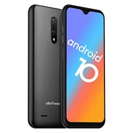 Android 10 4G Smartphone Pas Cher Ulefone Note 8 P Telephone Portable Debloqué Pas Cher 2Go RAM 16Go ROM avec Fente 3 en 1, É