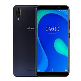 Wiko Y80 Smartphone débloqué 4G  Ecran 5, 99 Pouces - 16 Go - Micro-SIM/Nano-SIM + Emplacement Micro SD pour mémoire Extensib