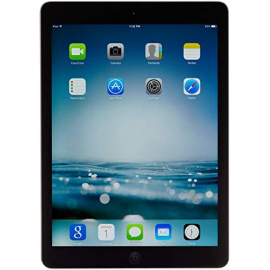 Apple iPad Air 16Go Wi-Fi - Gris sidéral  Reconditionné