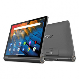 "Lenovo Yoga Smart Tab 10.1"" FHD tablette tactile  Processeur Qualcomm Snapdragon 439, 8 Cœur, 4Go de RAM, 64Go de Stockage eM"