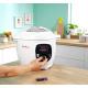 Moulinex Multicuiseur Intelligent Cookeo+ 6L 6 Modes de Cuisson 150 Recettes Préprogrammées Jusquà 6 Personnes Blanc CE85111