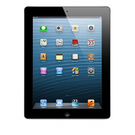 Apple iPad 4 16Go Wi-Fi - Noir  Reconditionné