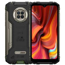 Smartphone Incassable IR Vision Nocturne DOOGEE S96 Pro, Helio G90 8Go+128Go, Caméra Quatre 48MP  Infrarouge 20MP , Téléphone