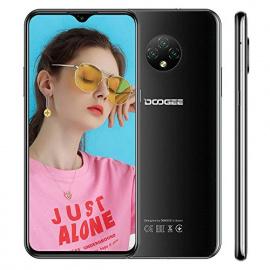 Smartphone Débloqué 4G DOOGEE X95 Android 10 Smartphone, Ecran 6.52 Waterdrop,13MP+2MP+2MP+5MP Triple Caméra, Batterie 4350mA