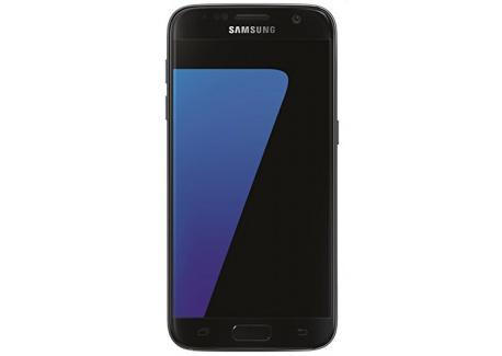 Samsung Galaxy S7 Smartphone débloqué 4G (Ecran : 5,1 pouces - 32 Go - 4 Go RAM - Simple Nano-SIM - Android) Noir (Import Allema