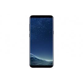 Samsung Galaxy S8+ Smartphone débloqué 4G (Ecran : 6,2 pouces - 64 Go - 4 Go RAM - Simple Nano-SIM - Android Nougat 7.0) Noir Ca