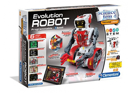 Clementoni 52261 Robot Évolution