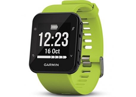 Garmin Forerunner 35 - Montre GPS de Course à Pied Connectée avec Cardio Poignet - Citron Vert