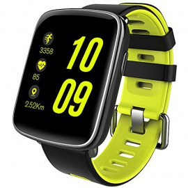 Montre Connectée pour iPhone et Android,Willful SW018 Bluetooth Smartwatch étanche IP68 Montre Fitness Montre Sport (Cardiofréqu