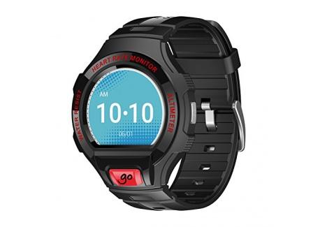 Alcatel Go Watch Noire | Smartwatch étanche