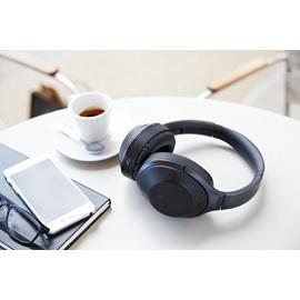 Sony MDR-1000X Casque sans fil Bluetooth réduction de bruit Hi-Res - Noir