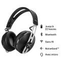 Sennheiser Momentum OVER-EAR Wireless (M2) Kits Oreillette Bluetooth - Version EU