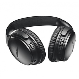 Casque sans fil à réduction de bruit QuietComfort 35 II - Noir