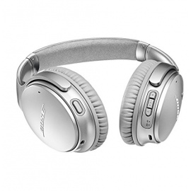 Casque sans fil à réduction de bruit QuietComfort 35 II - Argent