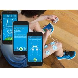 Electrostimulateur BLUETENS - Renforcement musculaire / Relaxer / Soigner