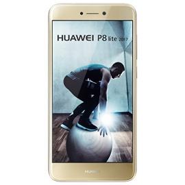 Huawei P8 Lite version 2017 Smartphone débloqué 4G (Ecran: 5,2 pouces - 16 Go - Double Nano-SIM - Android 7.0 Nougat) Or