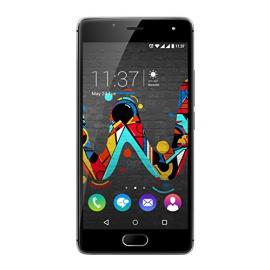Wiko U Feel Smartphone débloqué 4G (Ecran: 5 pouces - 16 Go - Double SIM - Android) Chocolat