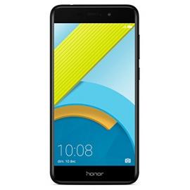 Honor 6C Pro Smartphone portable débloqué 4G Ecran: 5,2 pouces - 32 Go - Double Nano-SIM - Android Noir