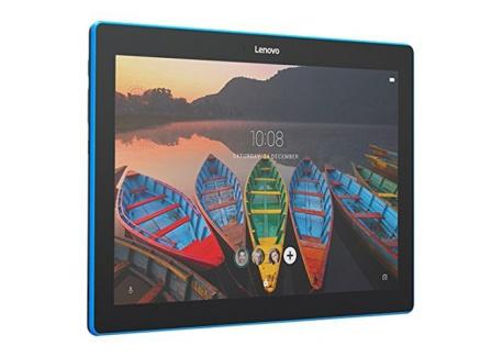 "Lenovo TAB X103F Tablette tactile 10,1"" ( 2 Go de RAM, SSD 16 Go, Android 6.0) Noir"