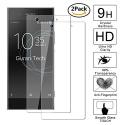[2 Pack] Guran® Glass Protector pour Sony Xperia XA1 Smartphone Screen Verre Trempé Protecteur d'écran Résistant aux éraflures