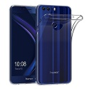 Coque Honor 8, AICEK Etui Silicone Gel Huawei Honor 8 Housse Antichoc Huawei Honor 8 Transparente Souple Coque de Protection pou