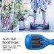 """EVERCROSS Q3 Hoverboard électrique 6,5"""" Skateboard électrique Gyropode Certifié Norme UL2272 (Bleu)"""