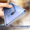 Coque Samsung Galaxy S8 Silicone Gel Transparent