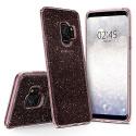 Coque Samsung Galaxy S9 Gel Silicone Rose Quartz
