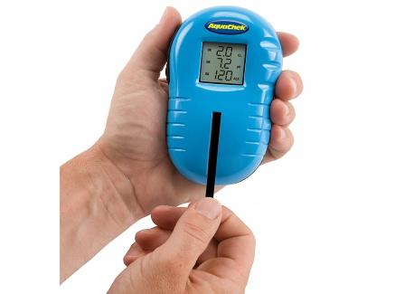 Aquatest TruTest électronique : Analyse pH, Chlore et Alcalinité de l'eau
