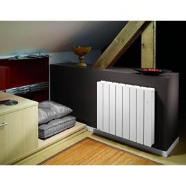 Noirot 00N1683SEFS Bellagio Smart Eco Control Radiateur Connecté horizontal 1000 W