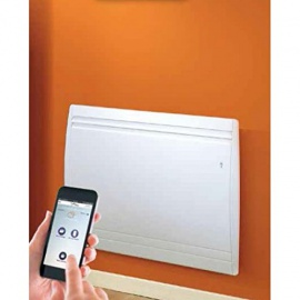 Noirot 00N1003SEAJ Actifonte Smart Eco Control Radiateur Connecté horizontal 1000 W