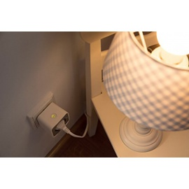 Osram SMART+ - Prise Connectée Smart Plug Zigbee - Reliez vos Lampes Conventionnelles ou Appareils Electriques à votre Installat