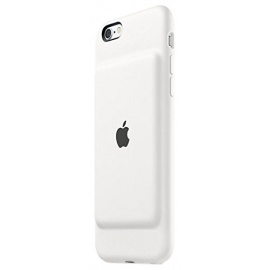 Batterie Coque pour iPhone 6S Blanc