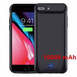 "Coque Battrie 10000mAh iPhone 6 / 6s iphone 7 iphone 8  4.7""  Power Bank Chargeur Portable Batterie Externe Rechargeable"