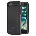 Coque Batterie iPhone 7 SAVFY Batterie Externe iPhone 7 3000mAh Ultra Slim Batterie de Secours Chargeur de Batterie avec Supp
