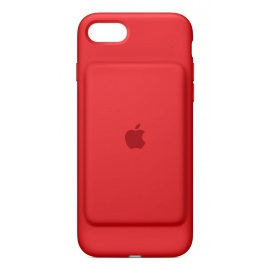 Apple Smart Battery Case  pour iPhone 7  - Rouge
