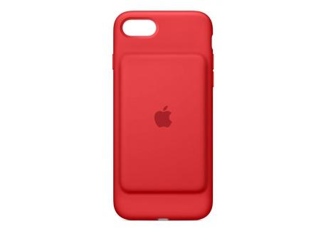 Apple Smart Battery Case  pour iPhone7  - Rouge