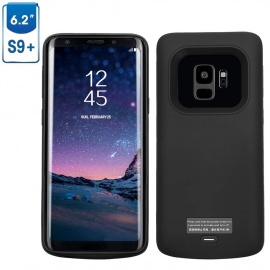 Coque Batterie Galaxy S9 Plus 5200mAh