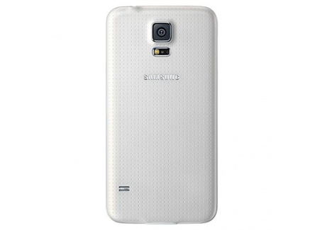 Samsung Look&Feel Coque batterie pour Samsung Galaxy S5 Charcoal Black