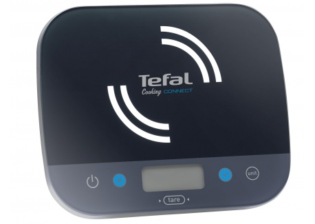 Tefal BC9200S5 Balance de Cuisine Connectée Cooking Connect Application 300 recettes Graduation 10kg/1g Conversion Liquides T