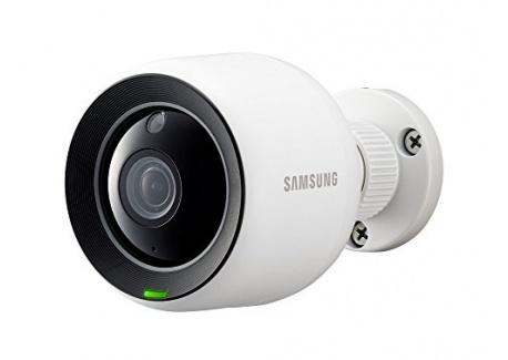 Samsung SNH-V6410P Caméra de Surveillance connectée rotative Wi-FI